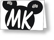 MK Greeting Card