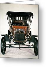 Model T Ford, 1910 Greeting Card