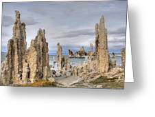 Mono Lake Greeting Card