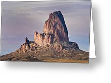 Monolith Greeting Card by Mike Hendren
