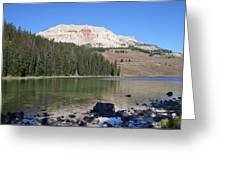 Montana100 0883 Greeting Card