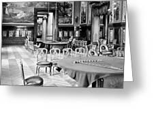 Monte Carlo - Gambling Hall - C 1900 Greeting Card