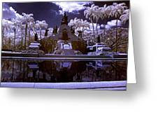 Monument To The Battle Of Carabobo Greeting Card