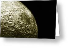 Moons Southern Hemisphere Greeting Card