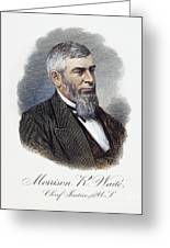 Morrison Remick Waite Greeting Card