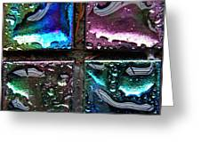 Mosaic 15 Greeting Card