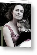 Motherhood Greeting Card
