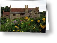 Mottiston Manor Greeting Card