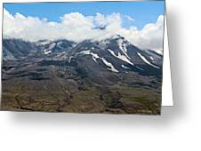 Mount St Helens Greeting Card