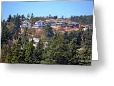 Mountain Life Greeting Card