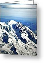 Mountaintop Of Our Desires Greeting Card