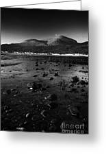 Mourne Mountains Newcastle County Down Northern Ireland Greeting Card