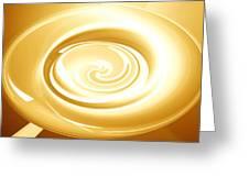Moveonart Goingforgold Greeting Card