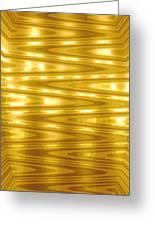 Moveonart Goldlightdream Greeting Card