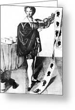 Mozart: Don Giovanni Greeting Card