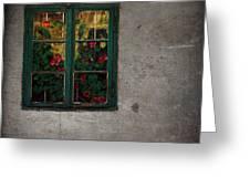 Mrs Roses Wall Greeting Card