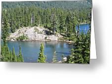 Mt. Jefferson Park Greeting Card