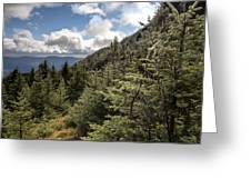 Mt Manfield Vermont 21 Greeting Card