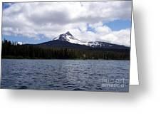 Mt Washington Greeting Card