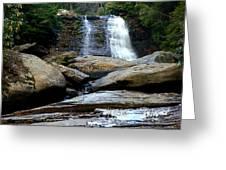 Muddy Creek Falls 2 Greeting Card