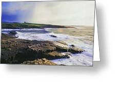 Mullaghmore, Co Sligo, Ireland Greeting Card