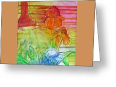 Multicolor Gingers Greeting Card