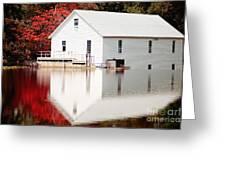 Murray's Mill Catawba North Carolina Greeting Card
