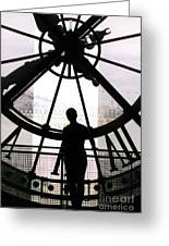 Musee D'orsay  Greeting Card