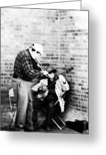 Musicians 4 Greeting Card