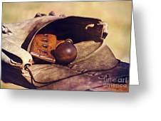 Muzzle Loader's Tools-color Greeting Card