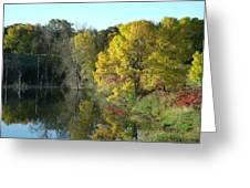 My Autumn Splendor Greeting Card