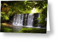 My Beautiful Waterfall Greeting Card