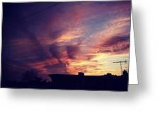 My Sky Greeting Card