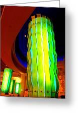 My Vegas Caesars 26 Greeting Card by Randall Weidner