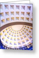 My Vegas Caesars 7 Greeting Card