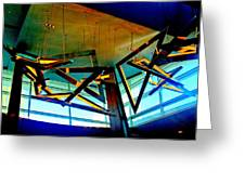 My Vegas City Center 38 Greeting Card by Randall Weidner