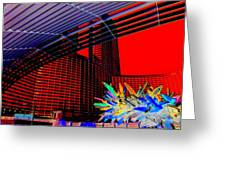 My Vegas City Center 54 Greeting Card by Randall Weidner