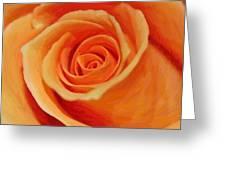 My Wonderful Rose Greeting Card