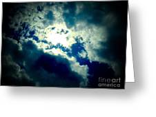 Mysterious Sky Greeting Card