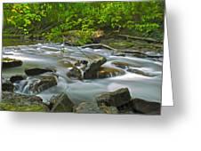 Mystic Creek Greeting Card