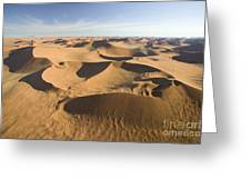 Namib Desert Greeting Card