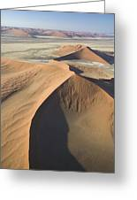 Namib Desert Greeting Card by Unknown