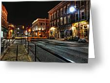 Napanee After Midnight Greeting Card