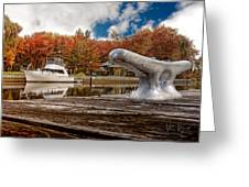 Napanee Harbour One Greeting Card