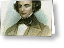 Nathaniel Hawthorne Greeting Card