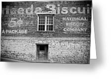 National Biscuit Company Greeting Card