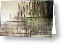 Natural Abstract 2 Greeting Card