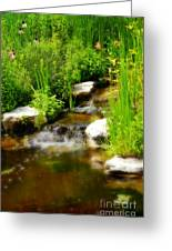 Natural Spring  Greeting Card