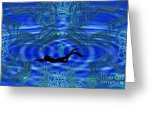 Nautical Dream Greeting Card