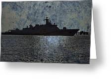 Naval Joint Ops V3 Greeting Card